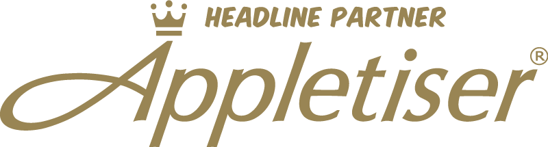 Appletiser Hp (Gold) Process Logo