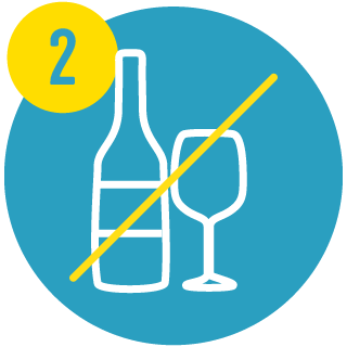 Dry July Step 2 - Go alcohol-free in July