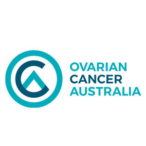 Ovarian Cancer Australia logo